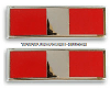 MARINE CORPS WO3 COAT RANK DEVICE