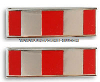 marine corps wo4 coat rank device