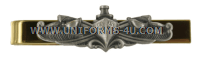 navy tie clasp chief petty officer surface warfare insignia