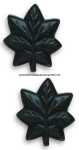 Commander / lieutenant colonel rank insignia subdued