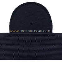 COAST GUARD CAP BAND FOR CHIEF PETTY OFFICER (CPO) AND ENLISTED