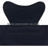 COAST GUARD COMBINATION CAP HATBAND FOR OFFICERS