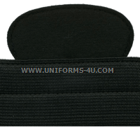 US navy officer stretch band