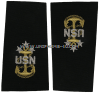 us navy soft shoulder board master chief petty officer of the navy e10