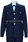 U.S. COAST GUARD FEMALE SERVICE DRESS BLUE COAT