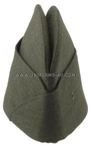 usmc garrison cap - piss cutter