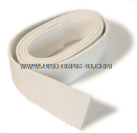 us marine corps enlisted white cotton belt