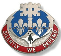 ARMY 204TH MILITARY INTELLIGENCE BATTALION UNIT CREST