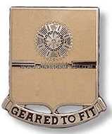 ARMY 27TH TRANSPORTATION BATTALION UNIT CREST