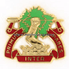 army 1st air defense artillery regiment unit crest