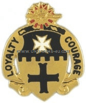 army 5th cavalry regiment unit crest