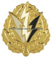 ARMY 6TH PSYCHOLOGICAL OPERATIONS BATTALION UNIT CREST