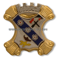 army 8th infantry regiment unit crest