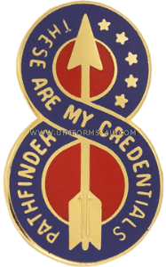 U.S. ARMY 8TH INFANTRY DIVISION UNIT CREST