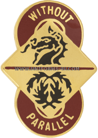 army 8th transportation brigade unit crest
