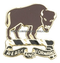army 10th cavalry regiment right hand unit crest