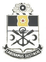 army 10th engineer battalion unit crest