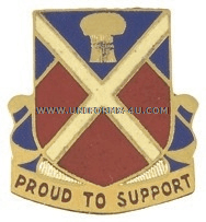 army 10th support battalion unit crest