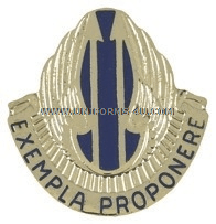 ARMY 11TH AVIATION REGIMENT UNIT CREST