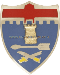 U.S. ARMY 11TH INFANTRY BRIGADE UNIT CREST