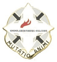 army 12th psychological operations battalion unit crest