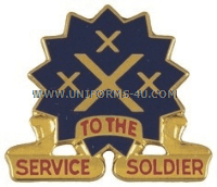 U.S. ARMY 13TH SUSTAINMENT COMMAND UNIT CREST