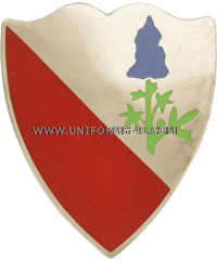 ARMY 15TH SUPPORT BATTALION UNIT CREST
