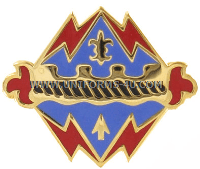 U.S. ARMY 17TH FIRES BRIGADE UNIT CREST