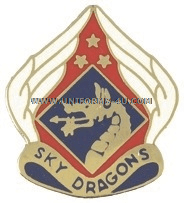 U.S. Army 18th Airborne Corps Unit Crest