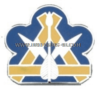 U.S. Army 18th Aviation Brigade Unit Crest
