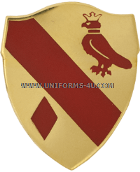 ARMY 19TH FIELD ARTILLERY REGIMENT UNIT CREST