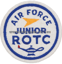 united states air force Junior rotc full color patch