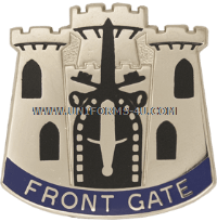 army 19th support center unit crest