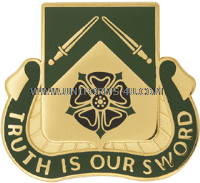 army 19th military police battalion unit crest