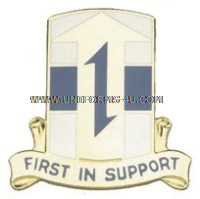 U.S. ARMY 21ST SUSTAINMENT COMMAND UNIT CREST