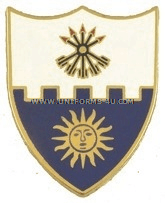 ARMY 22ND INFANTRY REGIMENT UNIT CREST