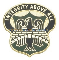 army 22nd military police battalion unit crest