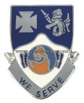 U.S. ARMY 23RD INFANTRY REGIMENT UNIT CREST