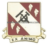 army 27th support battalion unit crest