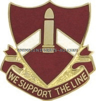 army 28th field artillery regiment unit crest