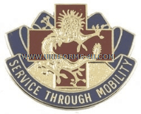 army 28th Combat Support Hospital unit crest