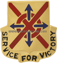 army 31st support battalion unit crest