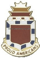 army 32nd field artillery battalion unit crest