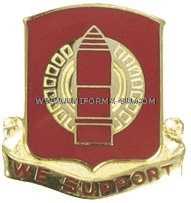 ARMY 34TH FIELD ARTILLERY REGIMENT UNIT CREST