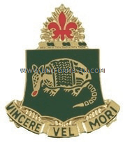 army 35th armor regiment unit crest