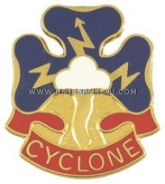 army 38th infantry division unit crest