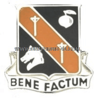 ARMY 40TH SIGNAL BATTALION UNIT CREST