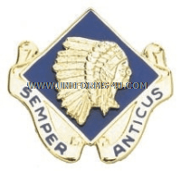 army 45th infantry brigade right hand unit crest
