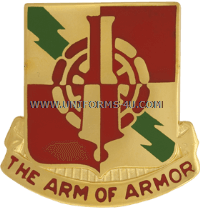 army 50th support battalion unit crest