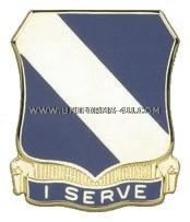 ARMY 51 INFANTRY REGIMENT UNIT CREST
